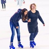 Ice Skating Session