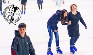 Canterbury Olympic Ice Rink: Ice Skating Session - Child ($13), Adult ($15) or Family Pass ($45) at Canterbury Olympic Ice Rink (Up to $75 Value)