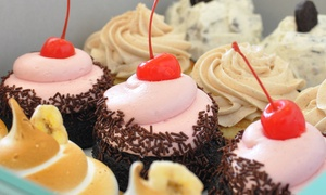48% Off Cupcakes from Trophy Cupcakes and Party at Trophy Cupcakes and Party, plus 6.0% Cash Back from Ebates.