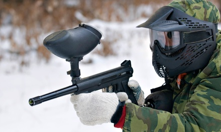 Full-Day Paintball Outing for 2, 4, 6, or 10 with Gear and Ammunition at Long Live Paintball (Up to 75% Off)