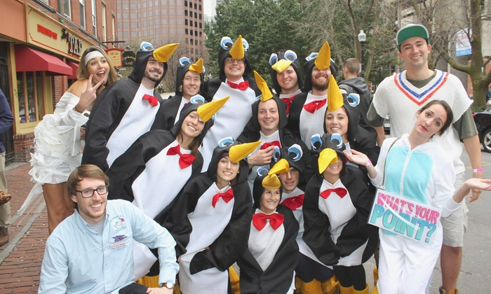 $13 for One Ticket to Chicago Costume Crawl on October 28 ($20)