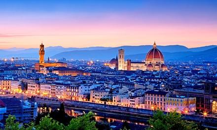 Firenze: 1 o 2 notti in Villa Storica a 4* con colazione e 1 cena