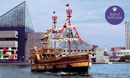 Family Adventure Cruise for Four or Adult Bring-Your-Own-Grog Cruise for Two from Urban Pirates (Up to 49% Off)