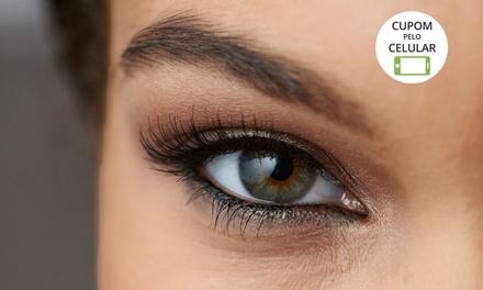 Instituto de Beleza Zita Santos – Asa Norte: 1 ou 2 visitas de design de sobrancelha + assimetria facial