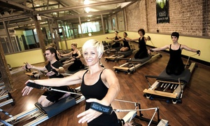 Quro Health Studios: Six-Week Reformer Pilates, Yoga and Hot Yoga Pass for One ($35) or Two ($65) at Quro Health Studios (Up to $762 Value)