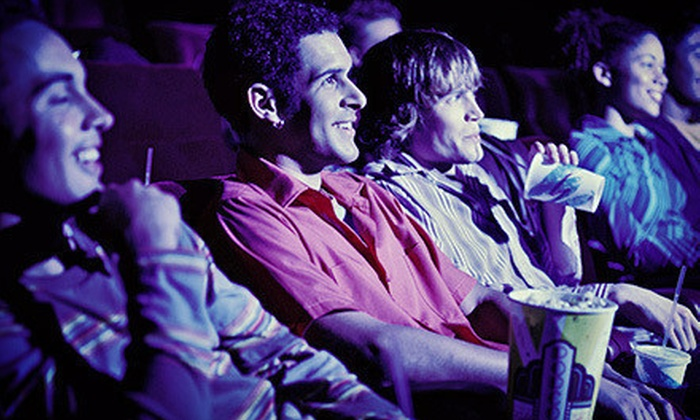 Broadway Theatre - Saskatoon: $15 for Movie Tickets for Two with Popcorn and Drinks at Broadway Theatre (Up to $30.50 Value)