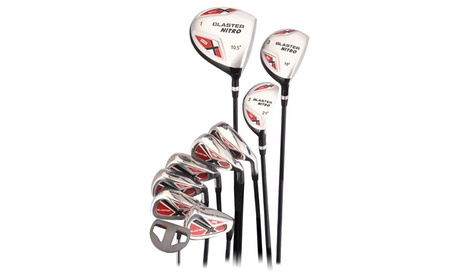 Men's Nitro Blaster Golf Set (13-Piece) 95ce88a0-3644-11e7-a71f-00259069d7cc