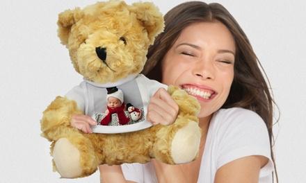 Personalisierbarer Teddybär