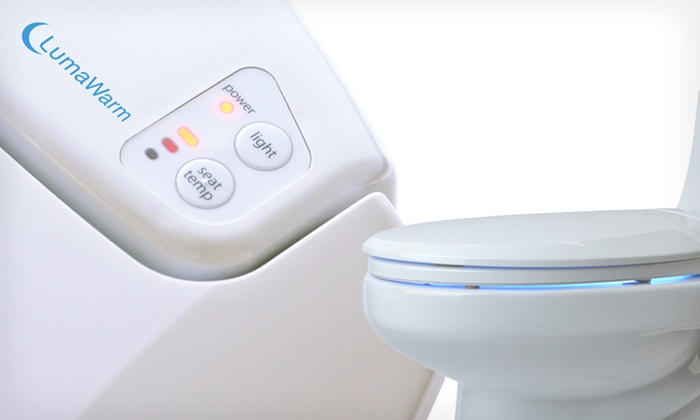 Brondell Heated Toilet Seats and Bidets: Brondell Toilet Seat or Bidet (Up to 65% Off). Eleven Options Available. Free Shipping.