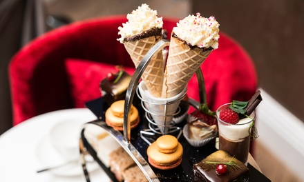 Chocolate Delight Afternoon Tea for Two with Optional Glass of Prosecco Each at 4* Xenia Hotel London (Up to 53% Off)