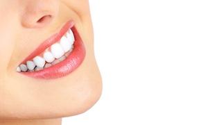 STUDIO DENTISTICO DR SALVATORE GRUTTADAURIA: Visita odontoiatrica con pulizia denti, Air flow, sbiancamento LED e otturazione (sconto fino a 88%)