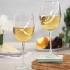 33% Off Engraved Couples Wine-Goblet Set