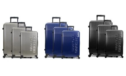 3-teiliges Koffer-Set von Georges Rech in der Farbe nach Wahl