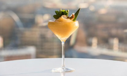 Cocktails and Nibbles for Two or Four at Cloud 23 (36% Off)