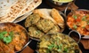 60% Off Food at Indian Garden