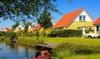 Niederländisches Westfriesland: 3-4 Nächte in der Ferien-Villa