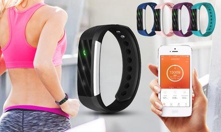 Aquarius Lite fitness'tracker' horloge in kleur naar keuze voor € 19,99