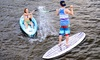 Third Coast Paddling - Harbor Shores: Two-Hour Rental for Single Kayak, or Double Kayak for One or Two from Third Coast Paddling (Up to 61% Off)
