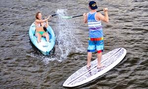 Kayak Or Paddleboard Rentals At Third Coast Paddling (up To 62% Off)