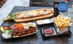 Anatolia Clemton Park: Turkish Banquet with Drinks for Two ($45) or Four ($89) at Anatolia Clemton Park(Up to $160 Value)