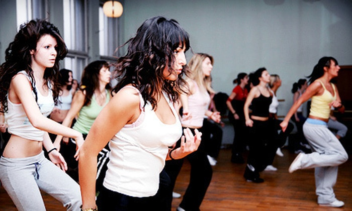 The Ocala Gym - Ocala: 10 or 20 Zumba Classes at The Ocala Gym (Up to 61% Off)