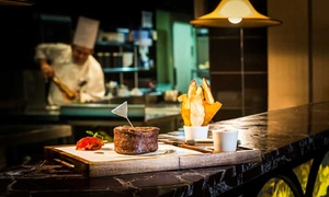 Roda Grill-Roda Al Bustan: Three-Course Lunch, House Beverage, Free-flowing Soft Drinks, Pool Access for Up to Eight at Roda Grill (Up to 73% Off)