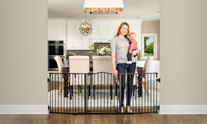 Home Decor Super Wide Baby Gate