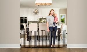 Home Decor Super Wide Baby Gate