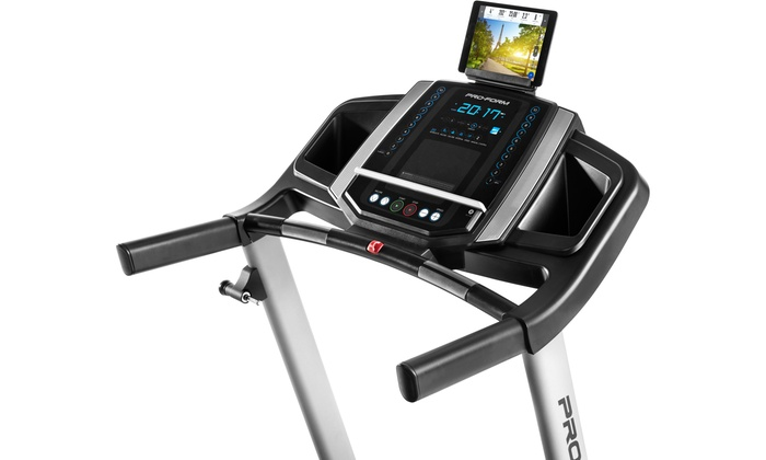 Up To 3 Off On Proform 525 Ct Treadmill Groupon Goods