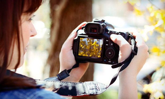 Biricik Media - Central Beach: Group Photography Class for One or Two from Biricik Media (Up to 64% Off)