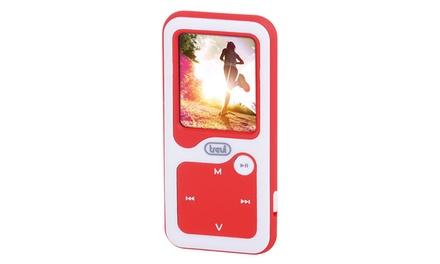 Lettore MP3 Bluetooth Trevi con Micro-SD da 8 GB Trevi