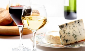 Ledge Rock Hill Winery: Wine, Cheese, and Chocolate Pairing  for Two or Four at  Ledge Rock Hill Winery (Up to 50% Off)