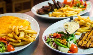 Manjaros: Main-Course African and Caribbean Meal for Two or Four at Manjaros (Up to 52% Off)