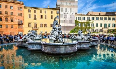 Roma: camera Design o Jacuzzi con colazione per 2 iRooms Pantheon & Navona