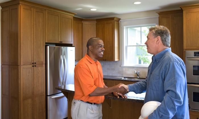 Billdan Construction Inc - Orange County: Kitchen Remodel Consultation and Plans from Billdan Construction Inc. (45% Off)