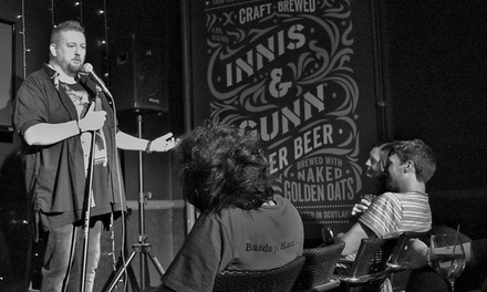 Innis and Gunn Comedy Attic