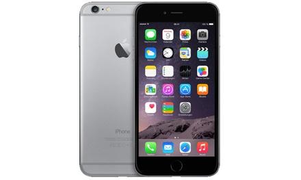 iPhone 6 mit 64 GB in Spacegrau refurbished inkl. Versand