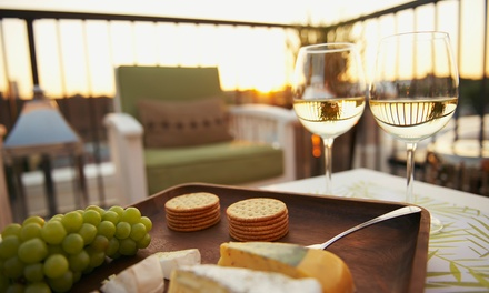 Bournemouth: 1 Night for 2 with Breakfast, Dinner, Spa Access and Option for Cheese Tasting at The Queens Hotel and Spa