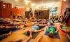 Zenality Yoga - Zenality Yoga: One Month of Unlimited Yoga Classes or Six Yoga Classes at Zenality Yoga (Up to 70% Off)
