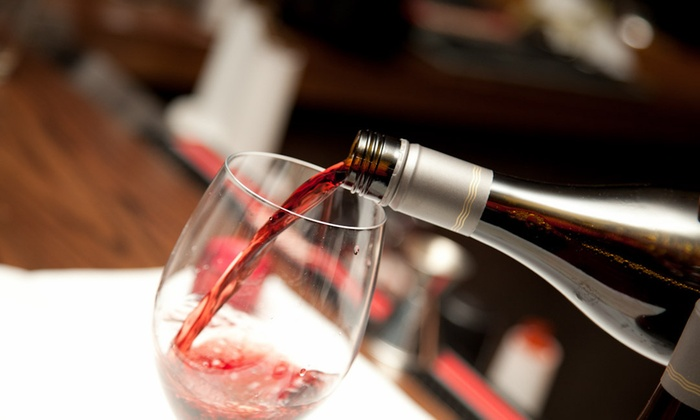 Wine & Art Bistro - Central City: Up to 40% Off Wine and Bistro at Wine & Art Bistro