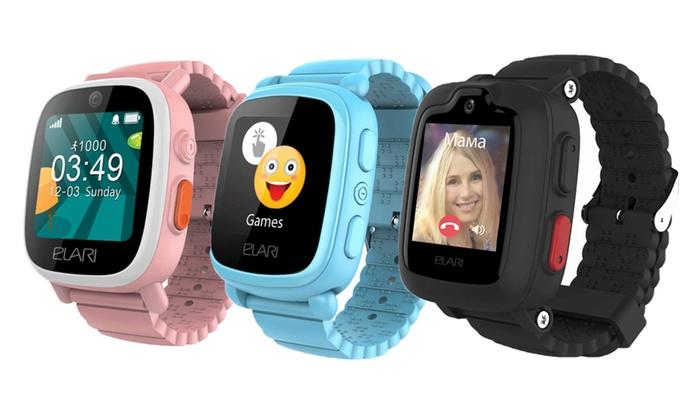 Elari KidPhone Kids' GPS Smartwatch