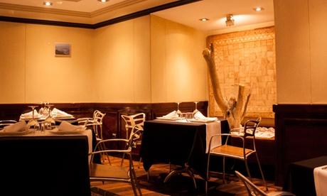 Menú de cocido madrileño para 2 o 4 personas con postre y botella de vino o bebida desde 29,90 € en Restaurante Rayal