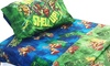 Teenage Mutant Ninja Turtles Boys' and Girls Sheet Sets : Teenage Mutant Ninja Turtles Boys' and Girls Sheet Sets