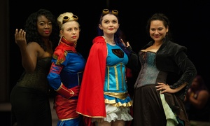 GeekGirlCon: One-Day Admission for Two, or Two-Day Admission for One to GeekGirlCon on October 8–9 (Up to 47% Off)