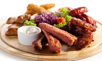 Build-Your-Own-Platter and an Irish Beer Each from R139 for Two at The Irish Oak (Up to 30% Off)