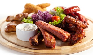The Irish Oak: Build-Your-Own-Platter and an Irish Beer Each from R139 for Two at The Irish Oak (Up to 30% Off)