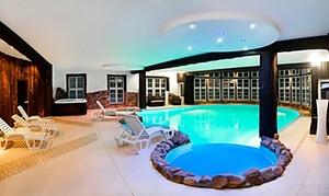 Mazury: 1-5 nocy z basenem, jacuzzi i więcej