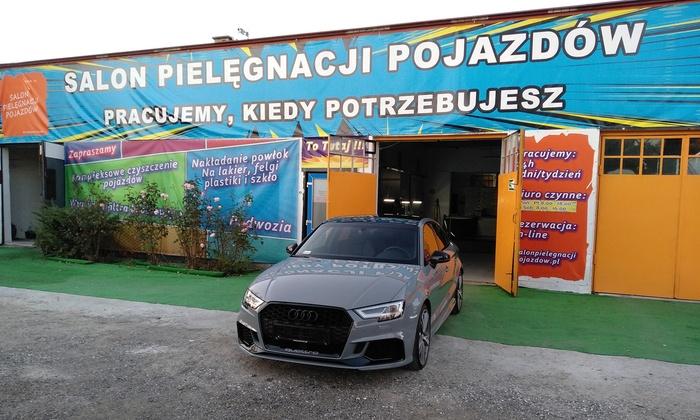 Myjnia Ręczna Salon Pielęgnacji Pojazdów Od 1999 Zł Stara