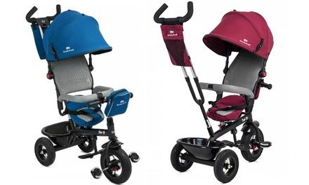 Tricycle poussette 3 roues 2 en 1 Kinderkraft (SaintEtienne)
