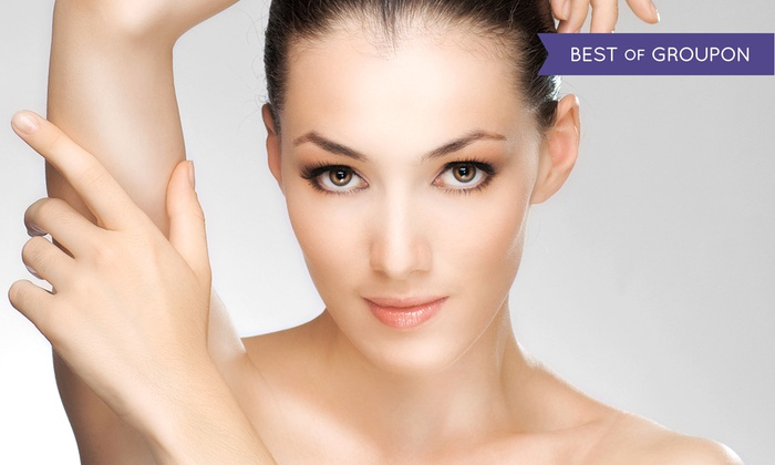 Amoderm Cosmetic and Wellness Medical Center - Irvine: Laser Hair Removal at Amoderm Cosmetic and Wellness Medical Center (Up to 83% Off). Three Options Available.